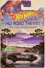 HOT WHEELS ROAD TRIPPIN MT. FUJI TOUGE ROAD TOYOTA 2000 GT
