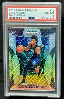 2019 Prizm MOJO REFRACTOR Hawks CAM REDDISH Rookie Card /49 PSA 8 - Low Pop 5
