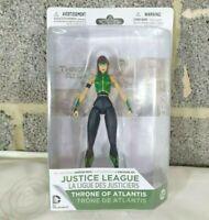 DC Comics Mera Figure - Justice League - Throne Of Atlantis - New - Creased Card
