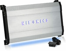 HIFONICS 2000 Watt Monoblock Brutus Series Class-D Car Amplifier | BRX2000.1D