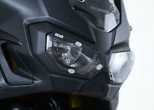 R&G Headlight Shield / Protector CRF1000L Africa Twin Adventure Sports '2018'
