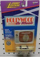 HOLLYWOOD WHEELS DRAGNET FORD FAIRLANE 66 67 NAMES CHANGED TV JOHNNY LIGHTNING