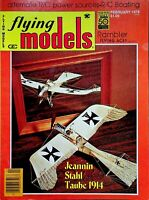 Vintage Flying Models Magazine February 1978 Alternate R/C Power Sources  m282