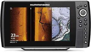 HUMMINBIRD HELIX 10 CHIRP GPS G4N CHO FISH FINDER