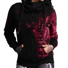 Yakuza Damen-Kapuzenpullover & -Sweats aus Baumwollmischung