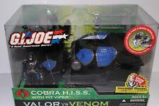 GI Joe Valor vs Venom Cobra HISS with Pit Viper