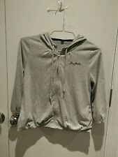 WOMEN'S ZOO YORK HOODY HOODIE BRAND NEW WITH TAGS SIZE M