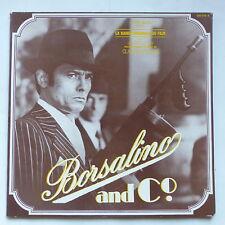 BO Film OST Borsalino and Co CLAUDE BOLLING ALAIN DELON 600508 B