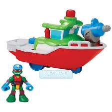Teenage Mutant Ninja Turtles  Half Shell Heroes Fire Boat with Captain Raph Bath