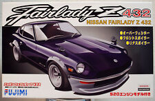 Fujimi 038421 1971 Datsun 240 Z Nissan Fairlady Z 432 JDM 1:24 Bausatz