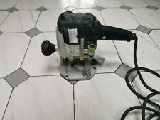 Festool OF 1010 EBQ 240V plunge Router. No box or accessories. Used & Working.