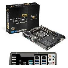 ASUS TUF SABERTOOTH X99 LGA2011-V3 DDR4 M.2 SATA 6Gb/s USB 3.1 Type A Intel X99