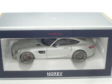 New 1:18 Norev Mercedes AMG GT V8 n SLR SLS SL55 SL63 SL65 C190 Frozen Silver