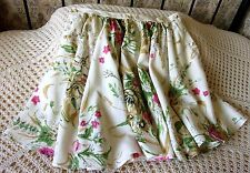 Cotton mix summer skirt M&S LIMITED COLLECTION Size 12 Cream with multi floral