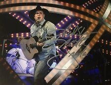 Garth Brooks Country Legend Signed 8x10 W/ God Bless Inscription