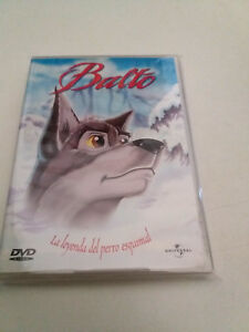 "DVD ""BALTO"" SIMON WELLES"