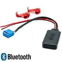 Bluetooth Adapter AUX MP3 für VW RCD RNS Audi Concert Chorus 3 Skoda ab 2010