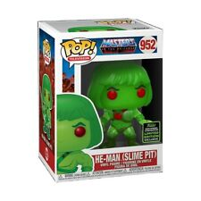 Funko Pop Masters Of The Universe He-Man Slime Pit ECCC Convention Exclusive
