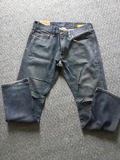 Men's Gap 1969 Low Rise Straight Fit Jeans Size 34 X 34