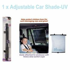 Adjustable Car Window Sun Shade Roller Dreambaby Dream Baby Protection Safety