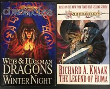 Dragon Lance Chronicles Dragons of Winter Night Legend of Huma DDP Comic Book TP