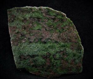 Piropo y Cromodiopsido, Dalsfjord, Noruega, Minerales, Minerals