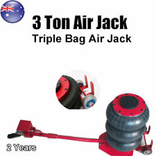 6600 LBS Triple Bag Air Lift Jack Pneumatic Vehicle Car Lifting Compressed Tool