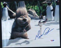 Mario Cantone Surfs Up Autographed Signed 8x10 Color Photo PSA/DNA