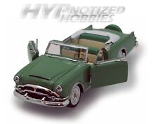 Welly 1:24 1953 Packard Caribbean Convertible Die-Cast Green 24016