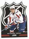 11-12 Score Alex Ovechkin NHL Shield Die Cuts Insert Card #7 Mint