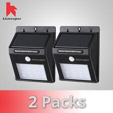 Keimavgear 16 Super Bright LED Motion Sensor Security Lights Pack of 2'
