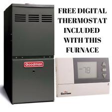 Goodman GMS81005C 100,000 BTU Gas Furnace Upflow Horizontal 80% AFUE