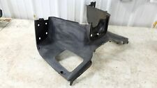 09 Honda FSC 600 FSC600 Silverwing front lower foot rest floor engine cover