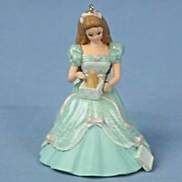 Hallmark Birthday Wishes Barbie #2 Keepsake Ornament in Original Box