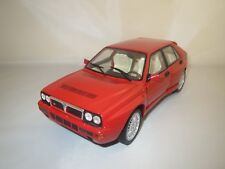 Ricko  Lancia  Delta  HF  Integrale  Evo 2  (rot)  1:18  ohne Verpackung !