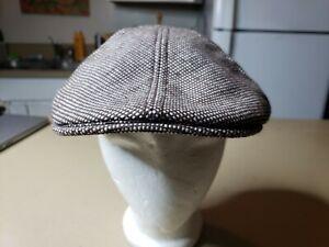 GOORIN BROS LUCKY BROWN NEWSBOY CAP