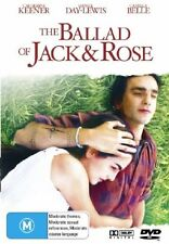 The Ballad Of Jack & Rose (DVD, 2006) - Region 4