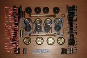 4 FRONT REAR SWAY BAR LINKS FOR ISUZU OASIS 95-98