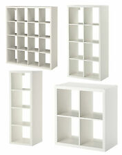 Cube Storage Series Shelf Shelving Units Bookcase Display Expedit by IKEA 2 X 4 Cube White  sc 1 st  eBay & Buy IKEA Cube Storage Bookcases Shelving u0026 Storage | eBay