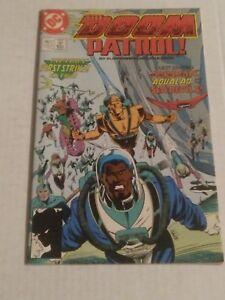 The Doom Patrol  #17 February 1989 DC Comics