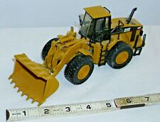 NORSCOT CATERPILLAR 980G FRONT LOADER CONSTRUCTION MODEL DIECAST TOY 55027