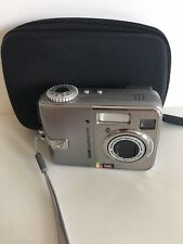 Kodak EasyShare C340 5.0MP Digital Camera - Silver *fine/tested* W/ Case