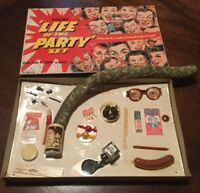 SS ADAMS Life of The Party Deluxe Gag Set Super Rare MIB Full case of 6 sets wow