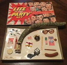 1950S ADAMS Life of The Party Set gags tricks set & Store Display one of a kind