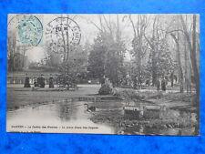 NANTES : Le Jardin des Plantes - La Pièce d'Eau des Cygnes......VO.1904.