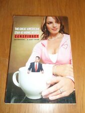 Great American Stay-At-Home-Wives Conspiracy (Hardback)< 9781595820204