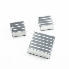 2 Set/6pcs Adhesive Aluminum Heatsink Cooler Cooling Kit for Raspberry PI