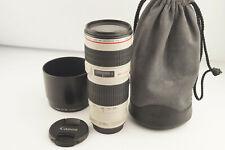 Canon EF 70-200mm F/4 L USM Canon Mount # 5297