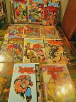 Stan Lee's RAVAGE 2099 marvel lot bagged boarded~