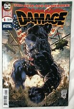 The New Age Of Heroes! Damage - Issue #1 - Dark Nights Metal - DC - Good Con